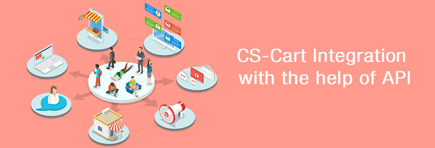 CS-Cart Integration with the help of API