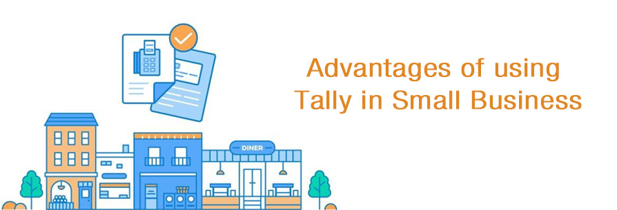 Advantages of using Tally in Small Business