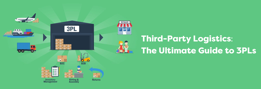 Third-Party Logistics: The Ultimate Guide to 3PLs