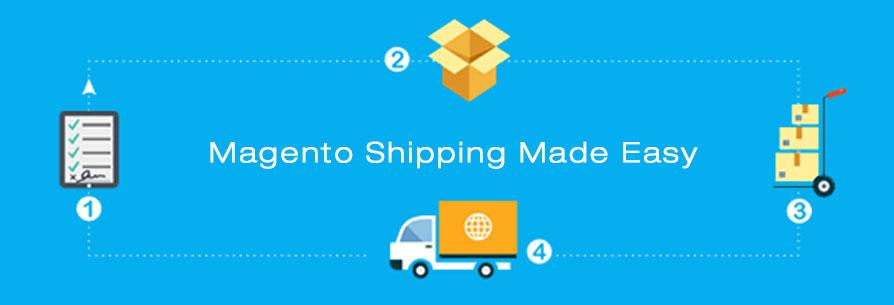 Magento Shipping Made Easy