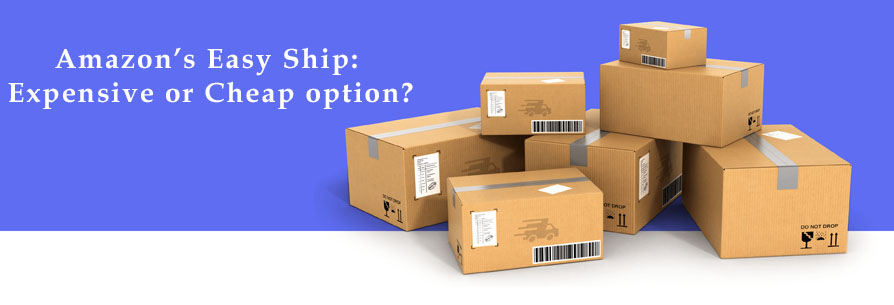 Amazon's Easy Ship: Expensive or Cheap Option?