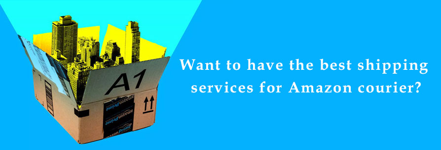 Want to Have the Best Shipping Services for Amazon Courier?