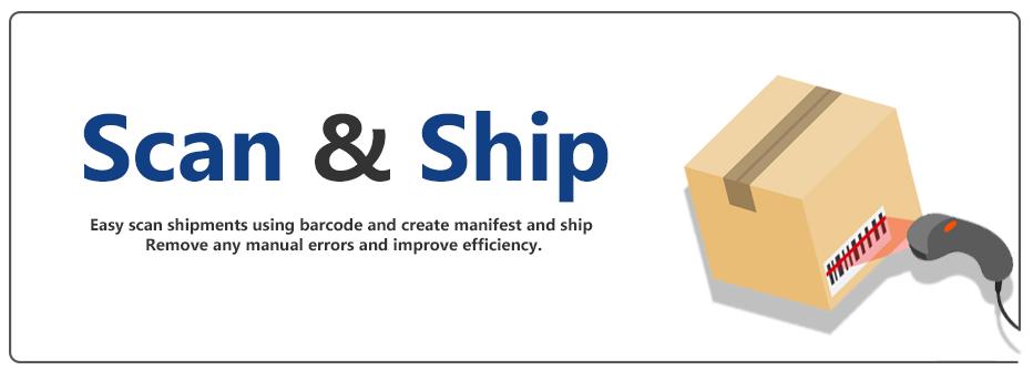 Scan & Ship