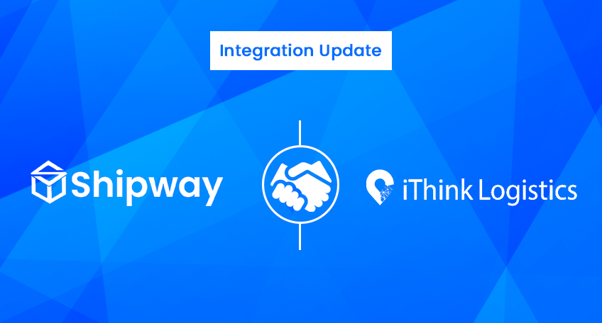 Integration Alert: Automate your order processing with Shipway and iThink Logistics Integration.