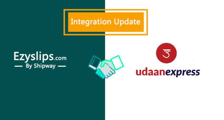 Integration Alert: Automate your order processing with Ezyslips and Udaan Integration.