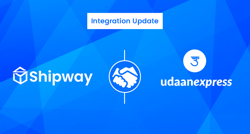 Integration Alert: Automate your order processing with Shipway and Udaan Integration.